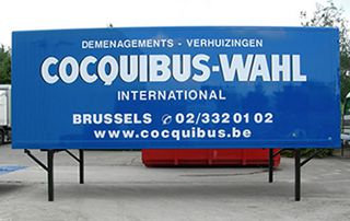 Cocquibus déménagement international