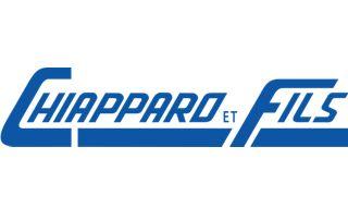 Logo Chiapparo et fils déménagement