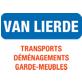 logo de l'entreprise Van Lierde Déménagement