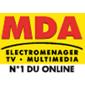 logo de l'entreprise MDA électroménager