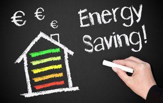 Dessin maison épargner de l'énergie