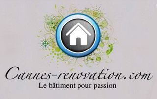 Logo Cannes Rénovation