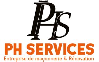 logo de l'entreprises ph services
