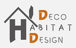 Habitat Déco Design Logo