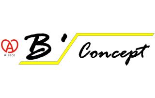 logo B concept