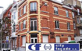 CITY FACADE – Etterbeek