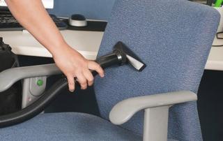 aspiration de chaise de bureau