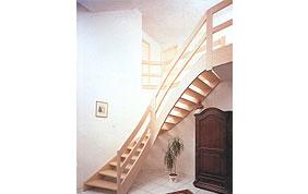 r alisation d 39 escaliers mons. Black Bedroom Furniture Sets. Home Design Ideas
