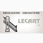 Logo menuiserie Lecart