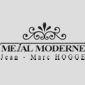 Logo Metal Moderne