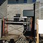 travaux de façade