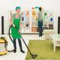 Aide-ménagère nettoyage maison MFR Multi-Services