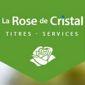 Logo La rose de Cristal