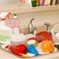 vaisselle sale évier
