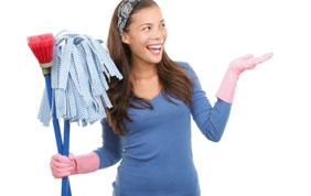 Vous recherchez une femme de ménage compétente ?