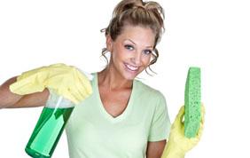 Des aide-ménagères avec titres-services