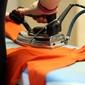 repassage pull orange