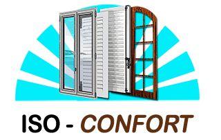 logo Iso-Confort fenetres