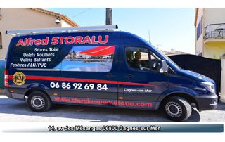Camionnette Alfred Storalu