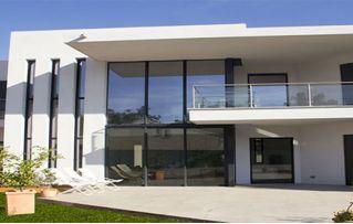 Villa architecture moderne