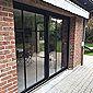 baie vitrée aluminium