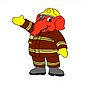 Find out about the dangers of fire!