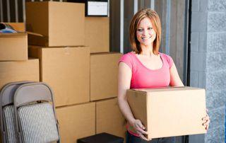 stockage en garde-meubles
