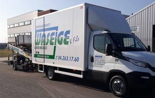 Logo garde meubles Waseige
