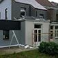 chantier rénovation extérieure