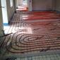 installation chauffage au sol
