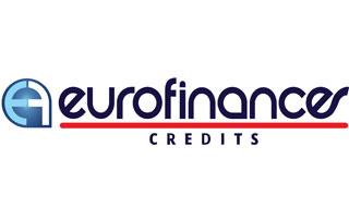 logo eurofinances, agence de crédits