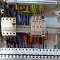 intérieur de tableau électrique