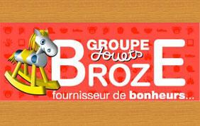 GROUPE JOUETS BROZE - Waterloo