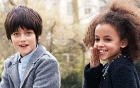 enfants (fille et garçon)