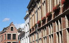 D'AFFNAY - agence immobilière à Liège