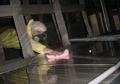 Nettoyage après chantier à Bruxelles