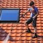 nettoyage haute pression toit en tuiles