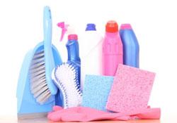 Une aide-ménagère avec les titres-services à Evere
