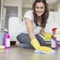 femme de ménage parquet