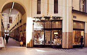 magasin de chaussures à Liège