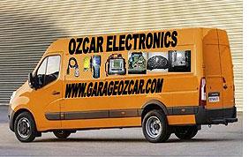 camionnette Ozcar Electronics