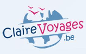 CLAIRE VOYAGES – Liège