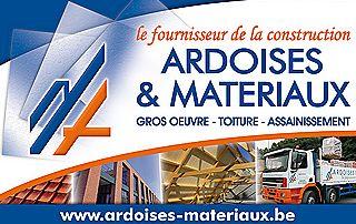 Logo Ardoises & Matériaux