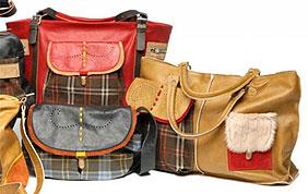 sacs à main et bagages en cuir