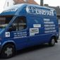 camionnette Blind'art serrurier à Liège