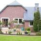 maison toiture jardin
