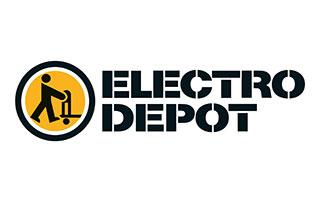 logo magasin d'électro dépot