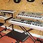 claviers de synthétiseur