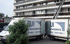 RUI DÉMÉNAGEMENTS - Charleroi