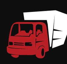 Logo déménagement Picards